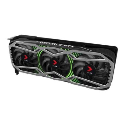 PNY GeForce RTX 3070 8GB EPIC-X RGB XLR8 Angled View