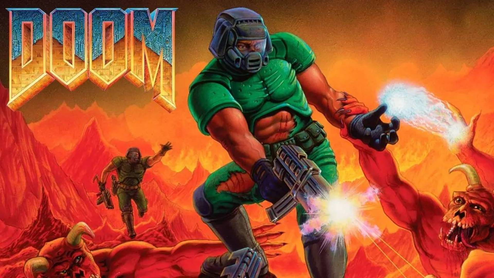 Original DOOM! Wallpaper
