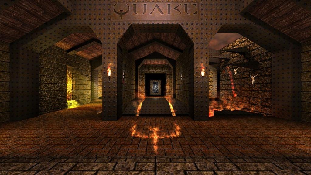 Original Quake Level