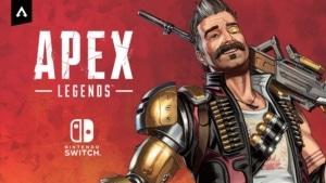 Apex Legends Nintendo Switch Promo Poster
