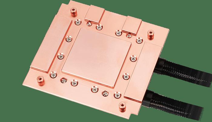 ASUS ROG Radeon RX 6800 XT Strix LC Cold Plate