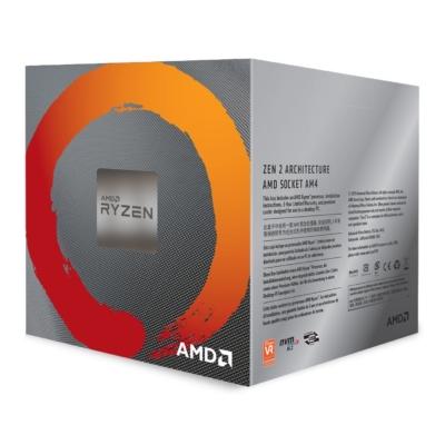 AMD Ryzen 7 3000 Series Rear Box View