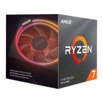 AMD Ryzen 7 3000 Series Cooler Box View