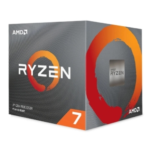 AMD Ryzen 7 3000 Series Promo Box View