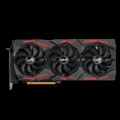ASUS ROG Strix Radeon RX 5700 XT 8GB OC Fan View