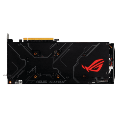 ASUS ROG Strix Radeon RX 5700 XT 8GB OC Back View