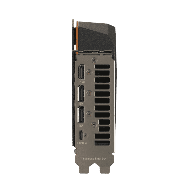 ASUS ROG Radeon RX 6800 XT Strix LC IO View