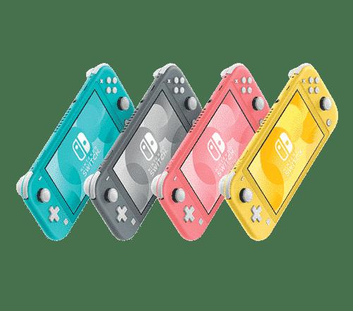 Nintendo Switch Lite Range