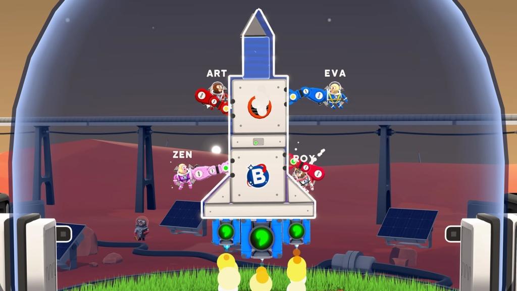 Bonkies Rocket Gameplay