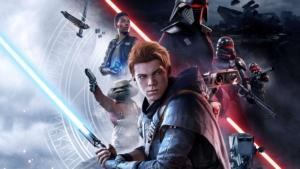 Star Wars Jedi: Fallen Order Cover Art