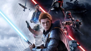 Star Wars Jedi: Fallen Order Cover Art