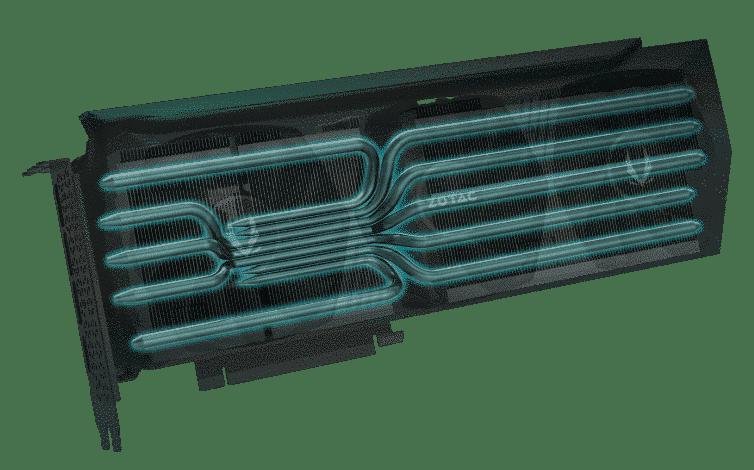 ZOTAC AMP Holo Cooling 3