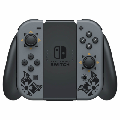 Nintendo Switch MONSTER HUNTER RISE Edition Controller Grip