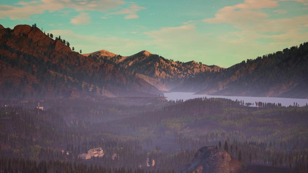 Ranch Simulator Scenery