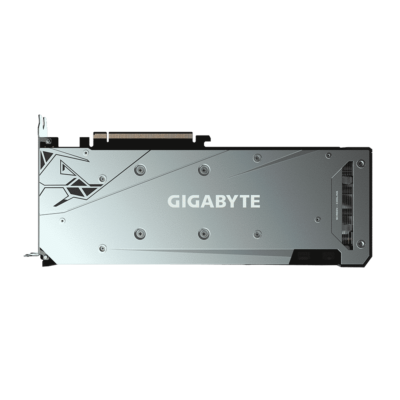 GIGABYTE Radeon RX 6700 XT GAMING OC 12G Backplate View