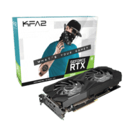 KFA2 GeForce RTX 3060 EX (1-Click OC) Box View