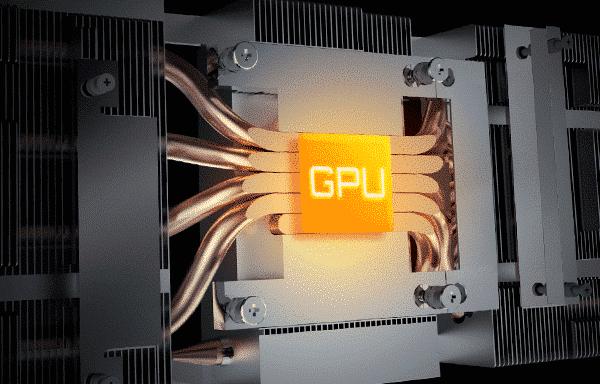 GIGABYTE Radeon RX 6700 XT GAMING OC 12G Heatsink Illustration