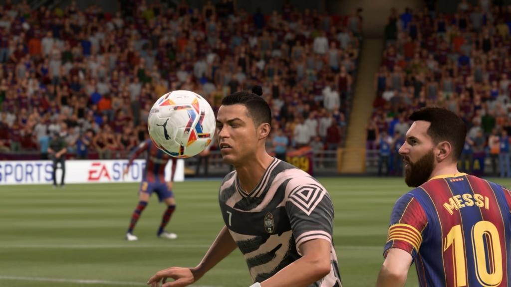FIFA 21 Gameplay Image
