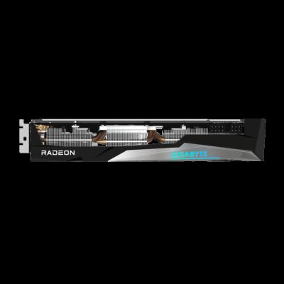 GIGABYTE Radeon RX 6700 XT GAMING OC 12G Side View