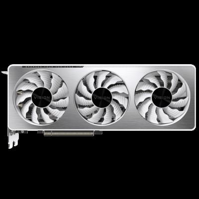 Gigabyte RTX 3070 VISION OC 8G Fan View