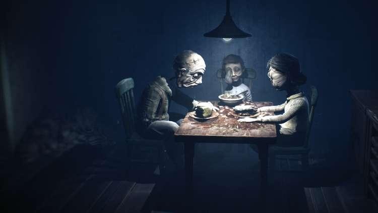 Little Nightmares II Kitchen Table