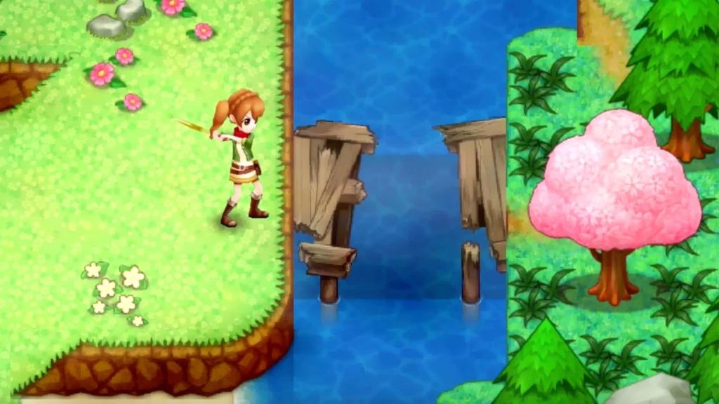 Harvest Moon: One World Bridge Repair Screenshot