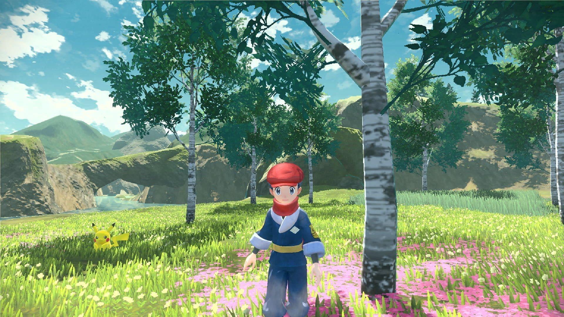 Pokemon Legends: Arceus Screenshot