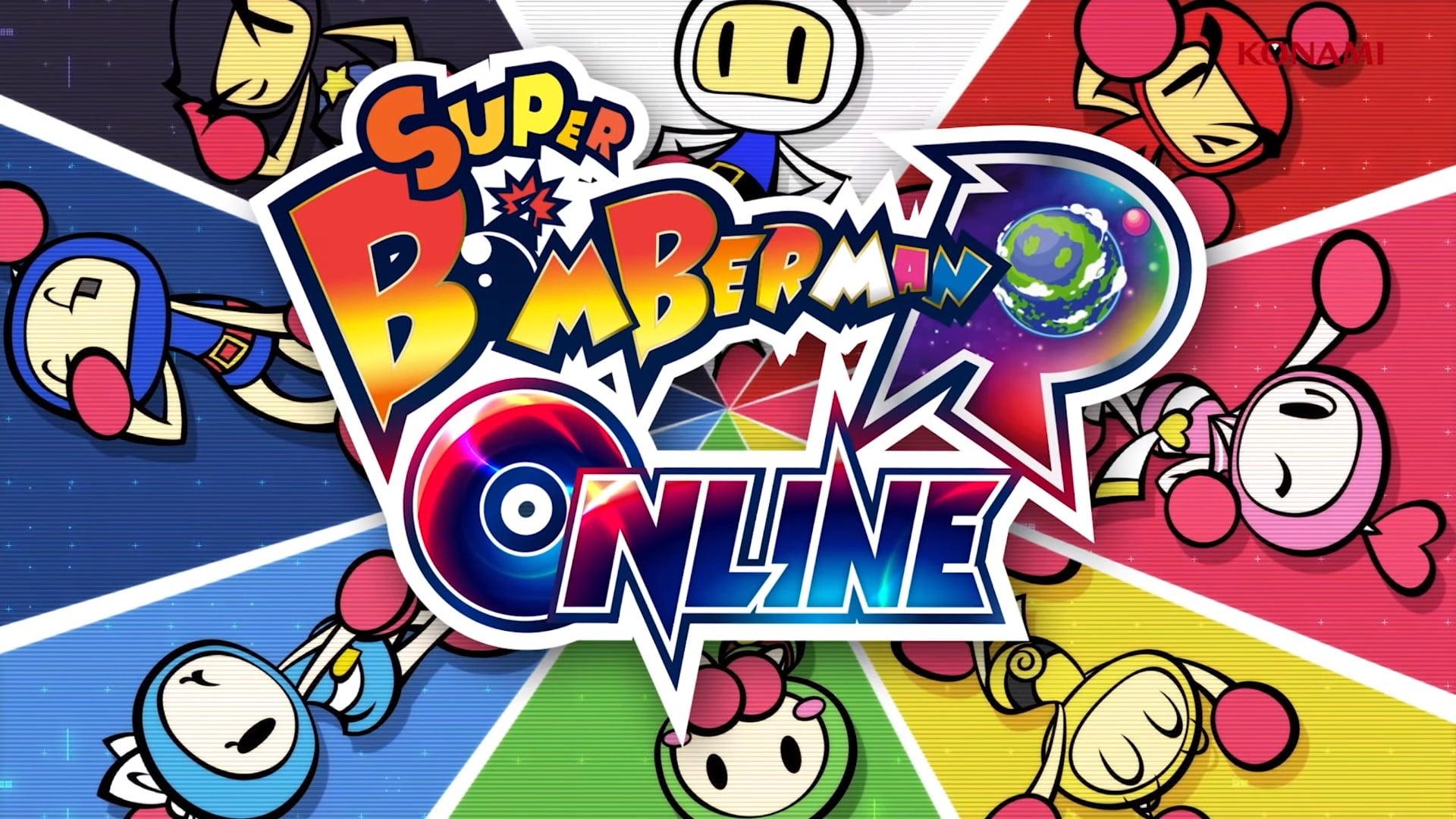 Super Bomberman R Online Cover Art