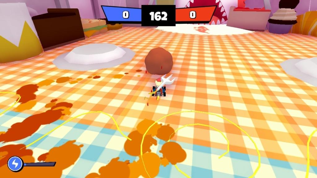 Nintendo Switch Super Meatball Gameplay