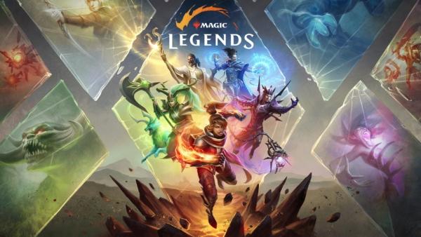 Magic: Legends Cover Art