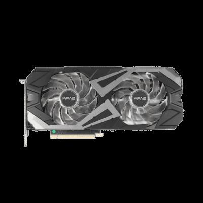 KFA2 GeForce RTX 3070 EX (1-Click OC) Fan View