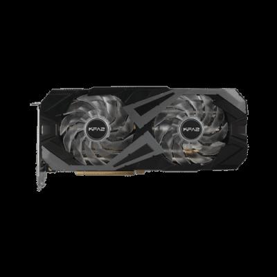 KFA2 GeForce RTX 3060 EX (1-Click OC) Fan View