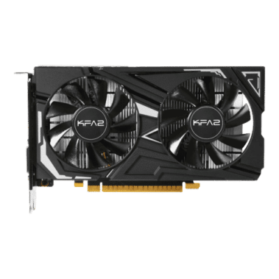 KFA2 GeForce GTX 1650 EX (1-Click OC) Fan View