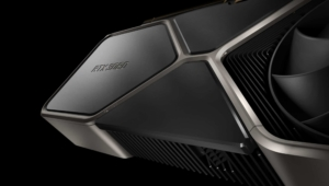 RTX 3080 Founders Edition Promo Image
