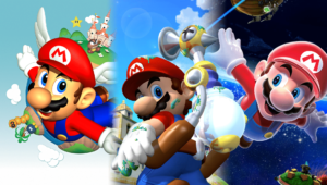 Super Mario 3D All Stars Artwork