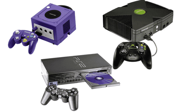 5th Generation Consoles