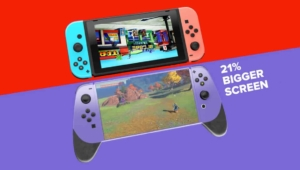 Super Nintendo Switch Concept Art - Switch Comparison