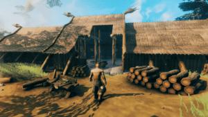 Valheim Screenshot - Logs