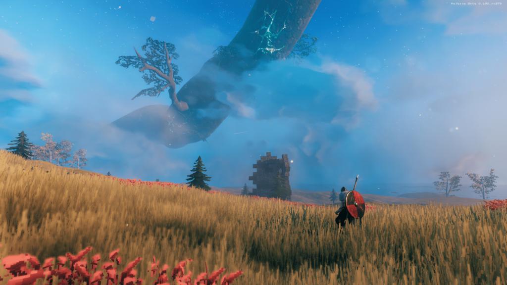 Valheim Screenshot - Tree of Life