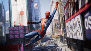 Spider-Man Game Artwork