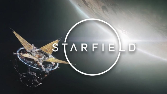 Starfield Logo Artwork
