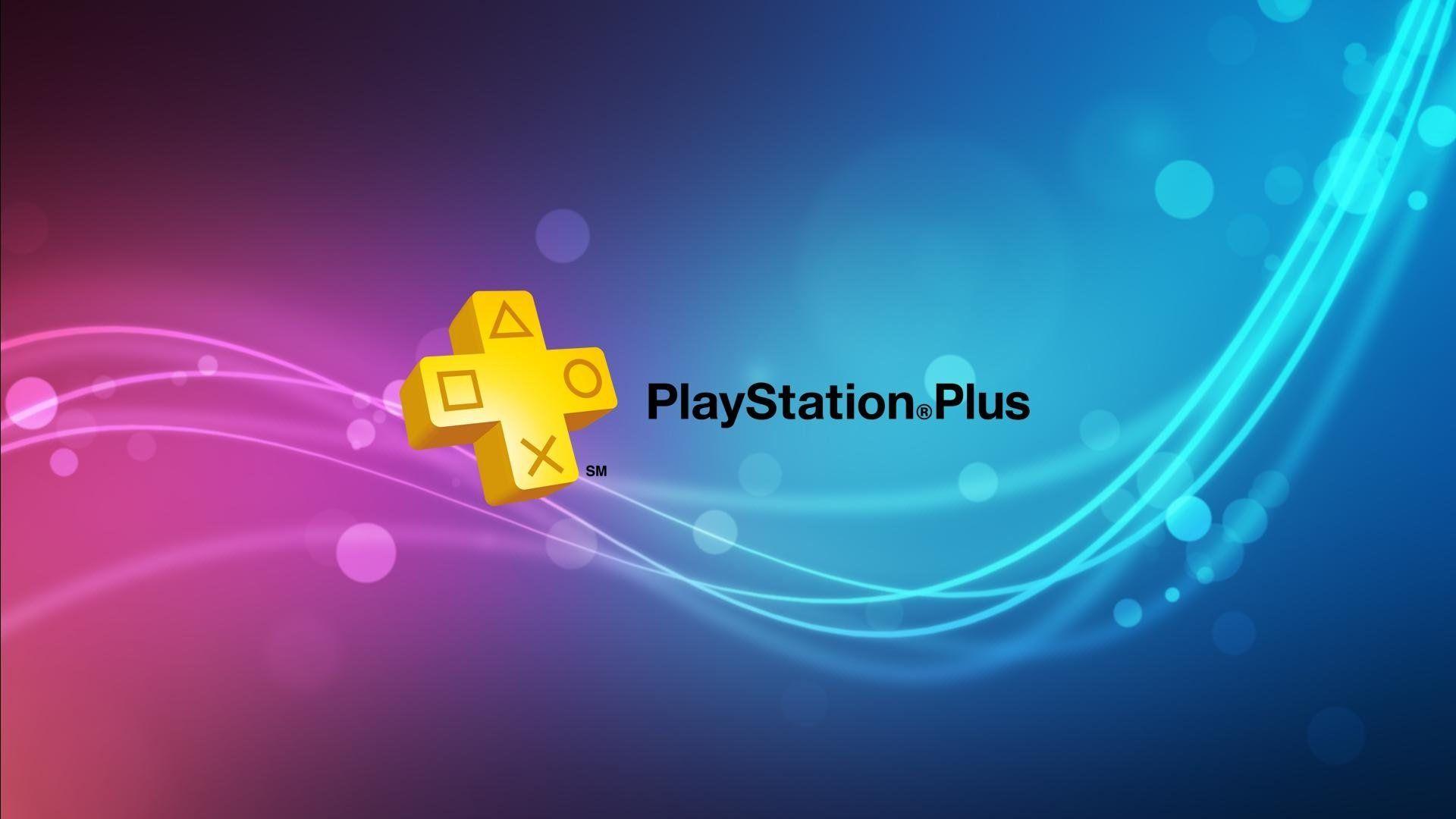 PlayStation Plus Logo Artwork