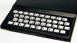 Sinclair ZX81 Computer
