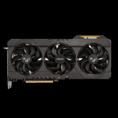 ASUS TUF GAMING GeForce RTX 3070 8G OC Fan View
