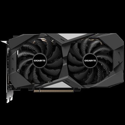 Gigabyte GeForce RTX 2060 OC 6G Fan View