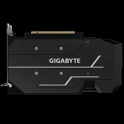Gigabyte GeForce RTX 2060 OC 6G Backplate View
