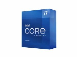 Intel 11th Gen i7 Box