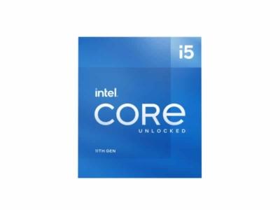 Intel 11th Gen i5 Logo
