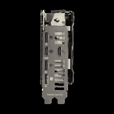 ASUS TUF GAMING GeForce RTX 3070 8G OC IO View