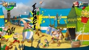 Asterix and Obelix: Slap them All! Artwork